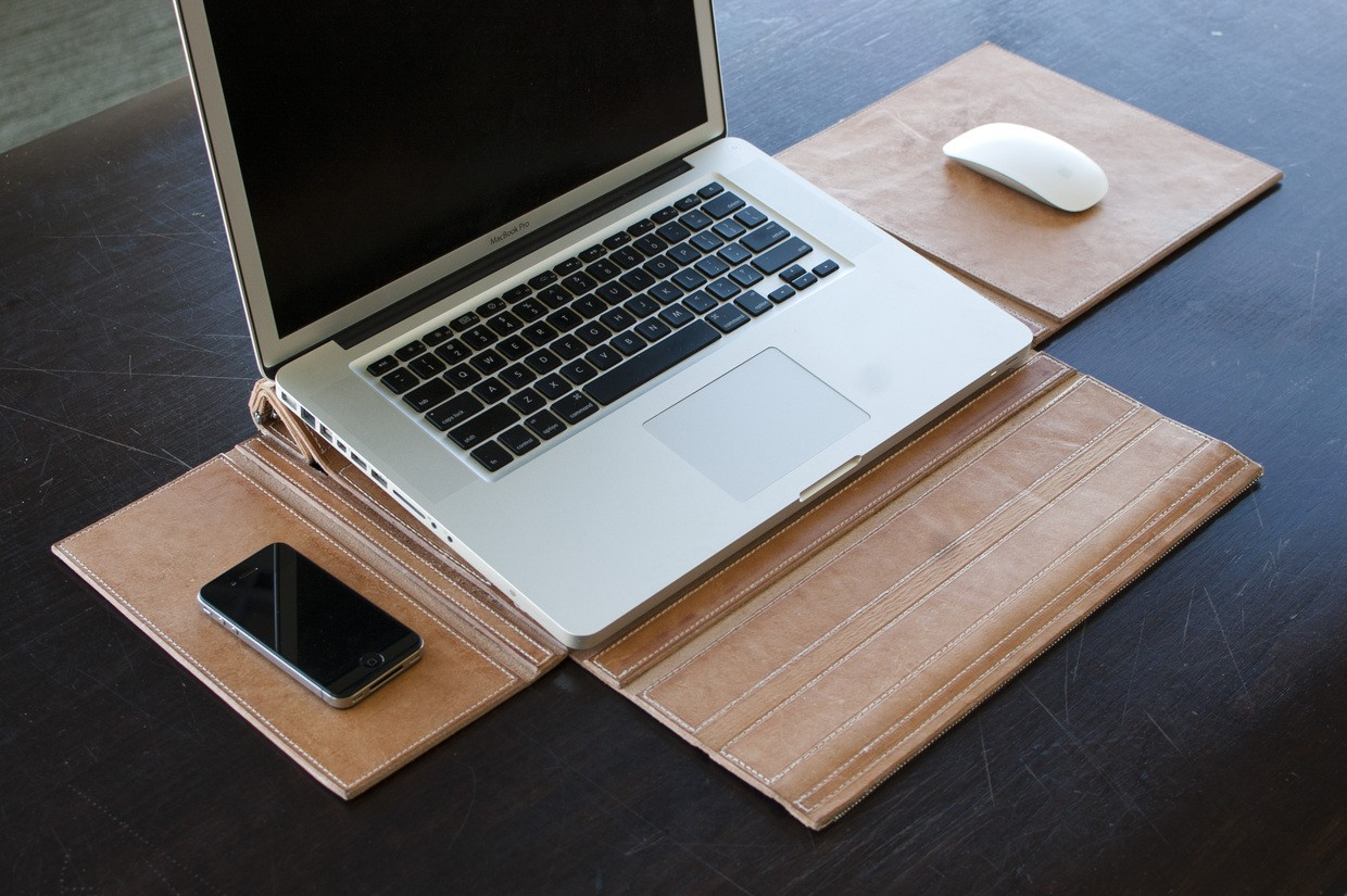 Functionality of laptop case